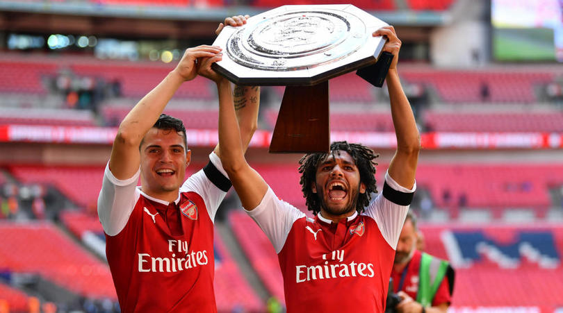 Elneny: Arsenal Now Have Momentum To Win More Titles