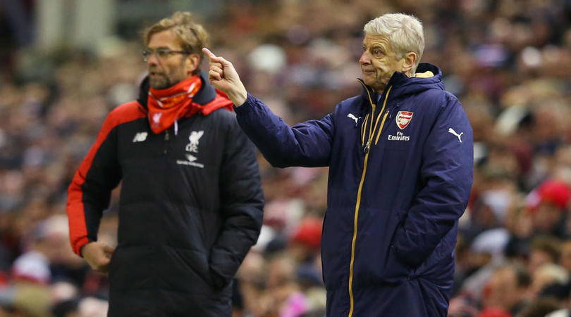 Klopp Surprised At Wenger Criticism By Arsenal Fans