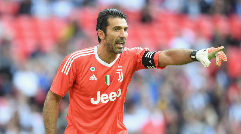 Buffon Blasts VAR, Claims It's Turning Football To Water Polo