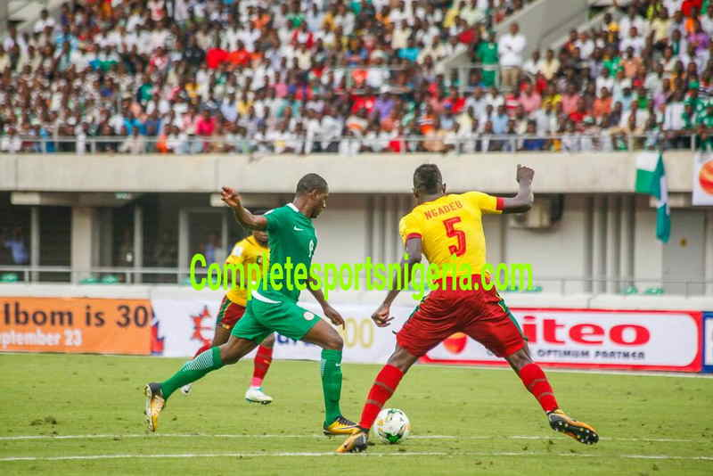 Broos: How Super Eagles Can Succeed At 2018 World Cup