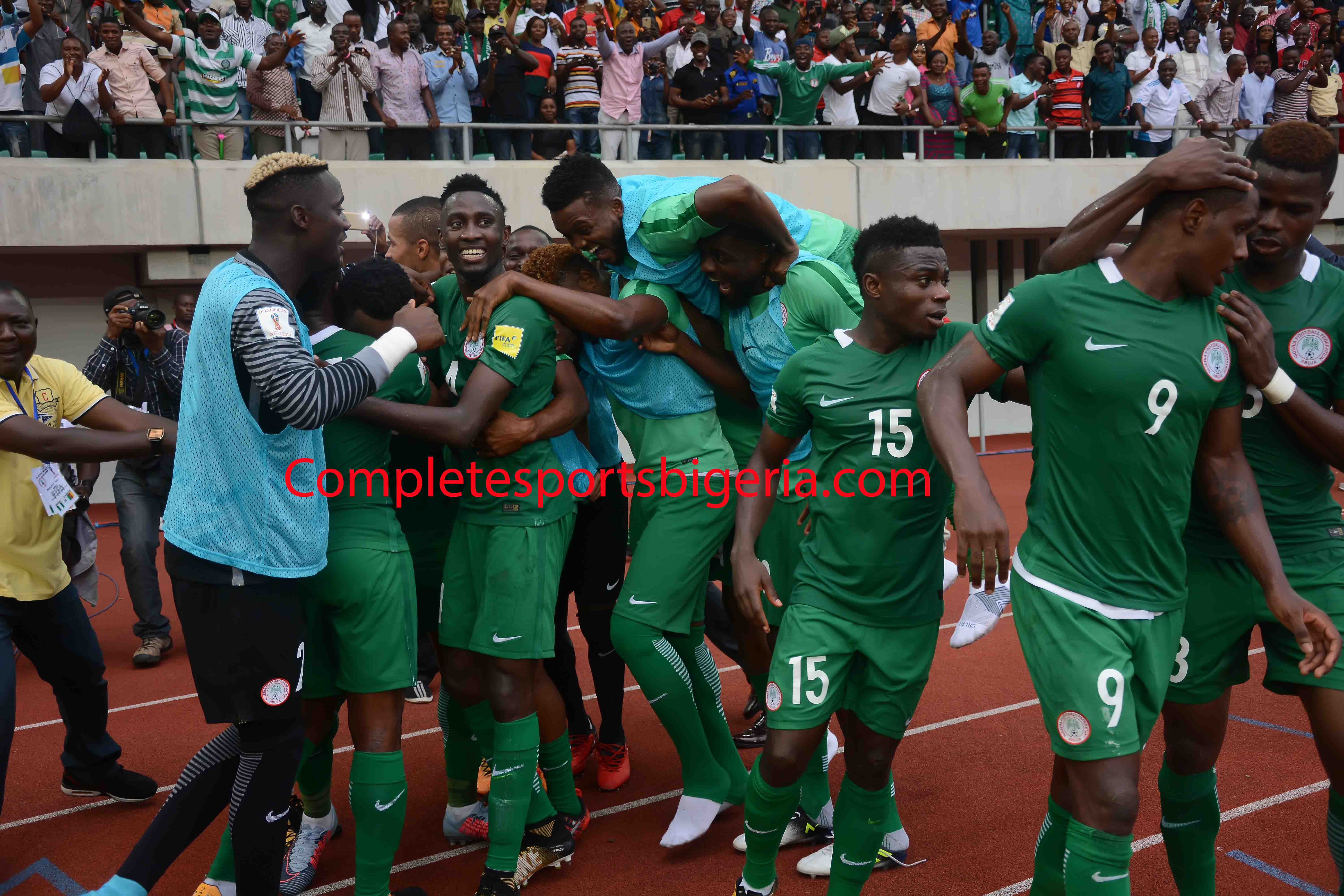 Cameroon Coach Broos: Super Eagles Made Us Look Ordinary