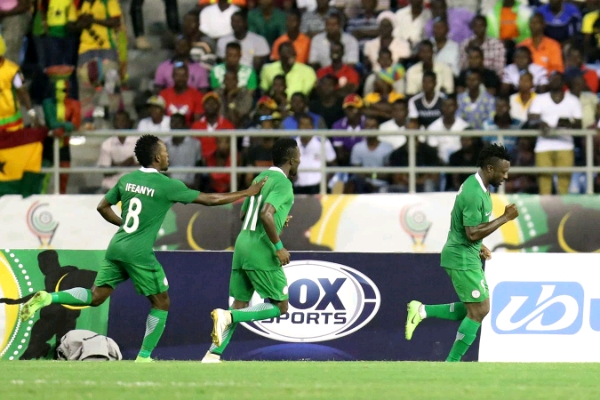 Akwa United Celebrate Nigeria's WAFU Cup Final Ticket