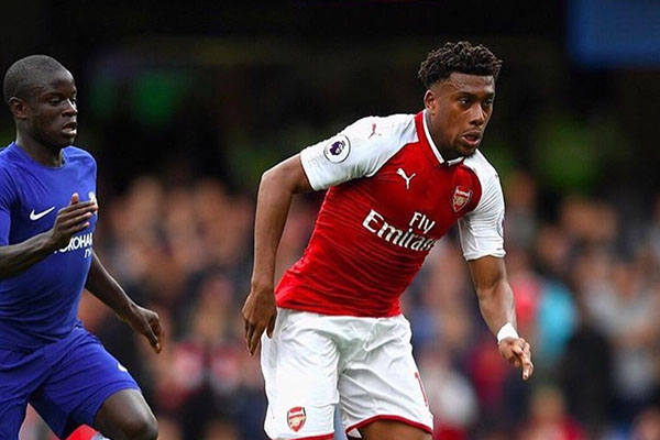 Iwobi Rues Arsenal's One Point Feat From 'Solid Performance' At Chelsea