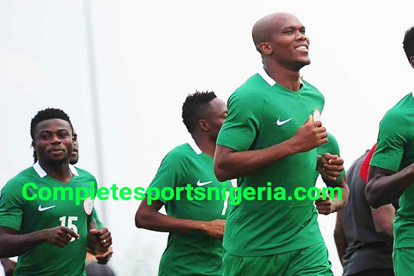 Nwakaeme, Ogu, Agu, Omeruo Hit Rabat Today, Ahead Nigeria-Algeria Clash