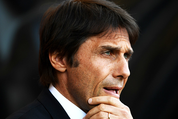"Conte To Make Changes For ""Tricky"" Champions League Clash Vs Qarabag"