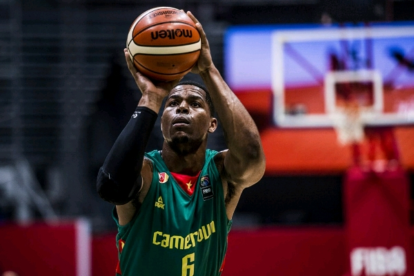 Cameroon Star Mbala: We'll Beat D'Tigers In AfroBasket With Teamwork