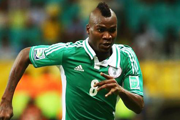 Ideye Charges Eagles To Secure Three Points Against Lions