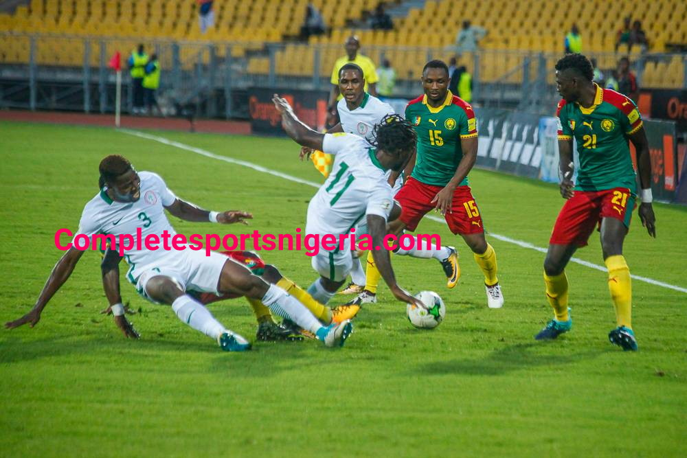 Cameroun 1-1 Nigeria: Prediction Winners To Be Announced Tuesday