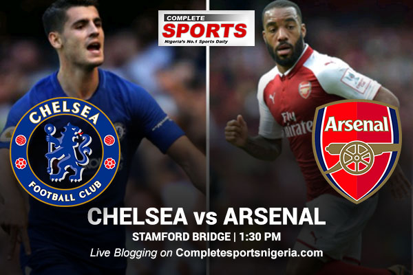 CHELSEA 0-0 ARSENAL: Two Winners Emerge In Complete Sports Predict And Win Competition
