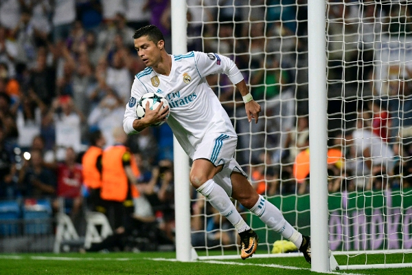 Champions League: Ronaldo, Kane Score As Madrid, Spurs, City Win; Sevilla Hold Liverpool