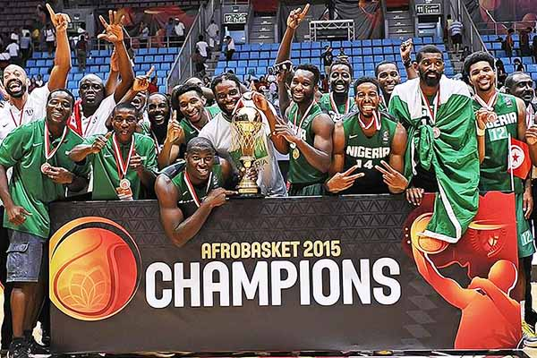 Champions D'Tigers Fly To Tunisia On Wednesday For 2017 Men's Afrobasket