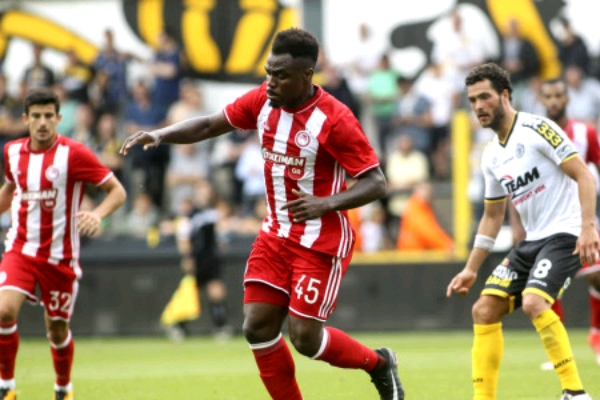 Emenike Demoted To Olympiakos Reserves, Set For Exit