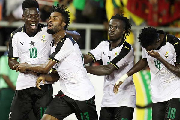 Ghana Outclass Nigeria To Win WAFU Cup Title