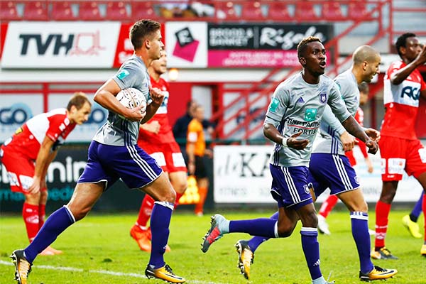 Onyekuru, Ajagun On Target As Anderlecht, Kortrijk Draw