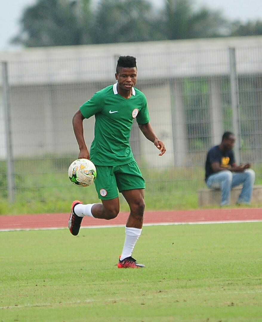 EXCLUSIVE- Mikel Agu: Criticisms After Zambia Game Hurt Me But I'm Determined To Win Over Boo-Boys