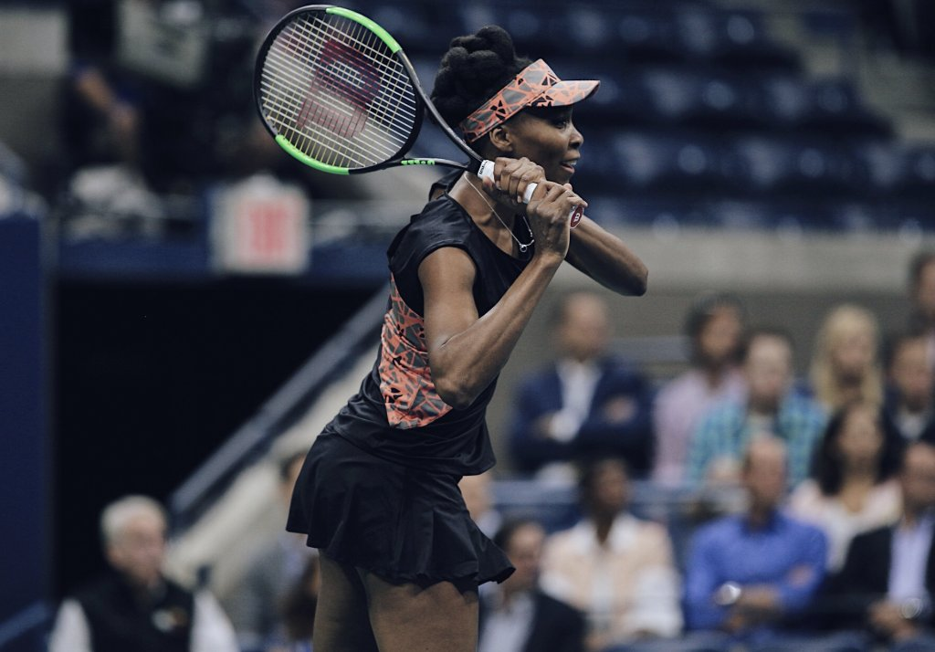 Venus Satisfied Despite US Open Semi-Final Ouster