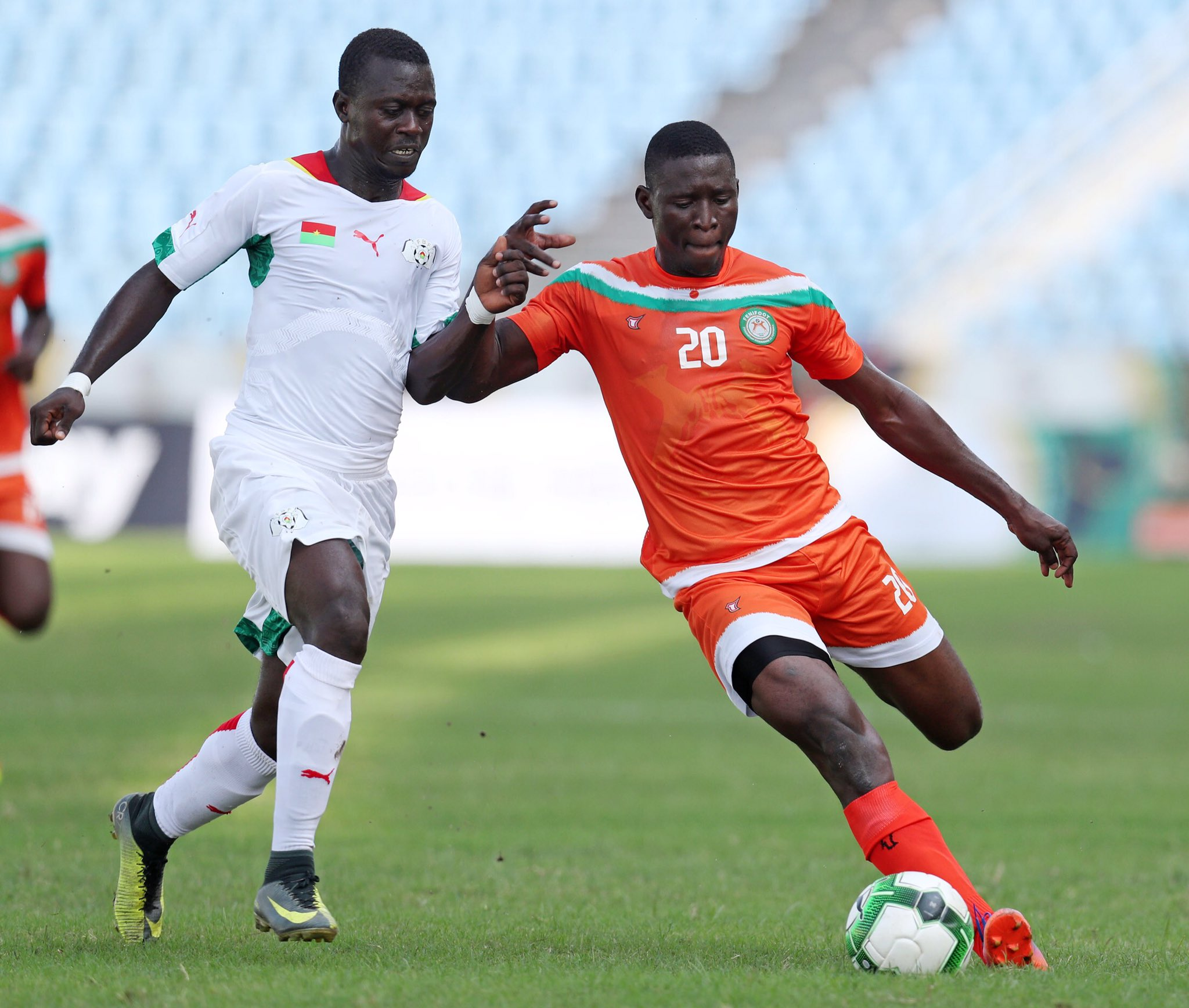 WAFU Cup: Niger Stun Burkina Faso To Advance Into Group Stage