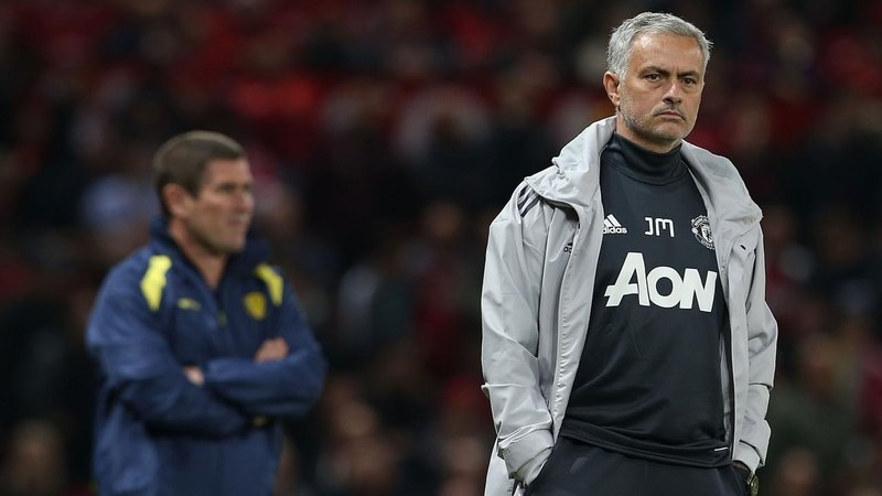 Mourinho Wants Carabao Cup Scrapped Despite Man United's 4th Round Berth