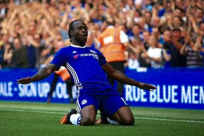 Chelsea Celebrate Moses' African Player Of The Year Award Nomination