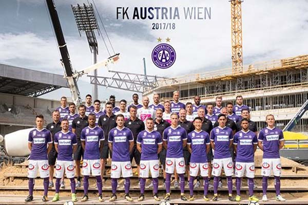 Alhassan Targets Austria Wien Win Vs AEK Athens In  Europa League Debut