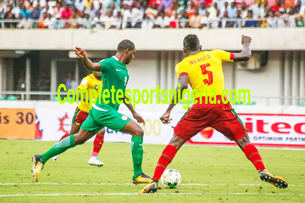 Cameroon Fans Salute 'Magnifique' Super Eagles, Blast 'Rubbish' Lions