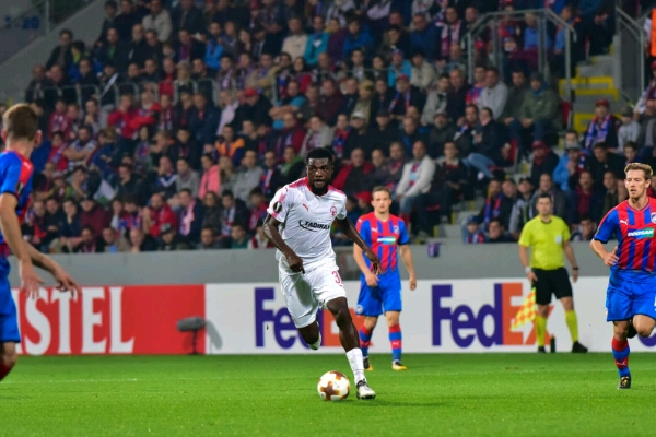 Ogu Laments Beer-Sheva's Europa League Defeat, Vows To Fight On