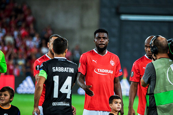 Europa League: Ogu Celebrates Hapoel Be'er Sheva's 'Great Start'