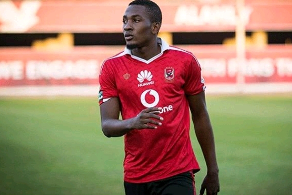 Ajayi Scores Second Goal In Three Games For Al Ahly