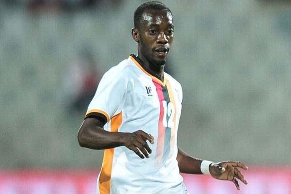 Orlando Pirates Confirm Signing Of Zambia Forward Shonga