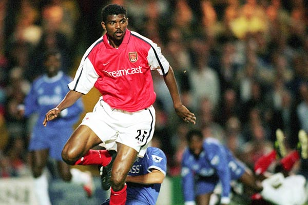 CHELSEA VS ARSENAL: Kanu Hat-Trick And 4 Other Memorable London Derbies