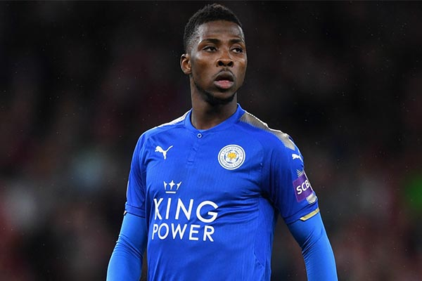 NFF, Leicester, Osimhen Celebrate Iheanacho At 21