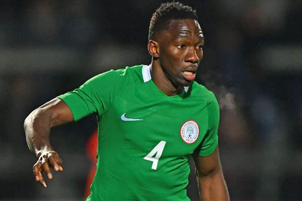 REVEALED: Why Omeruo Was Dropped From Super Eagles Squad Vs Zambia