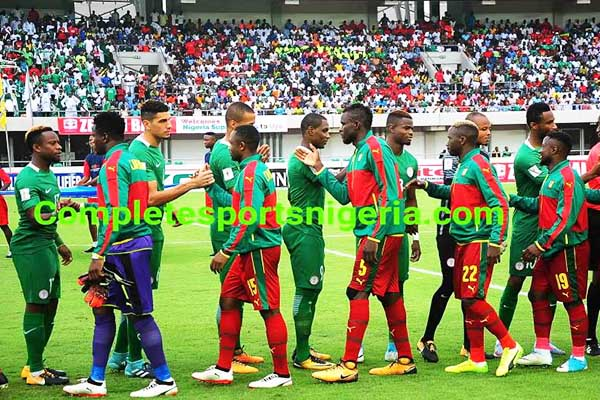 Esin: Eagles Must Defy Any Hostile Reception In Yaounde