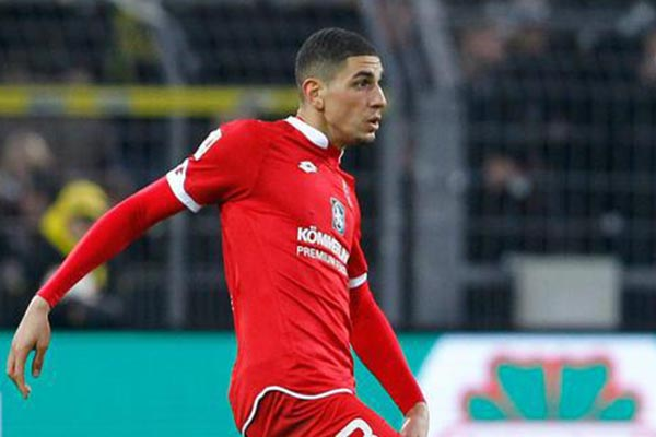 "Balogun Happy To See Mainz Escape Relegation After ""Hard Season"""