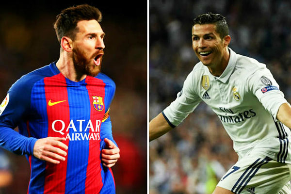 Xavi: Messi Is Better Than Ronaldo;  Real Madrid Star   Only A Better Shooter