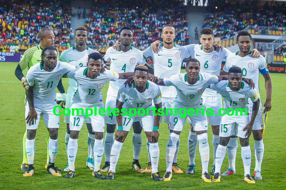 ABOVE AVERAGE!: Super Eagles Scorecard Vs Cameroon In Yaounde
