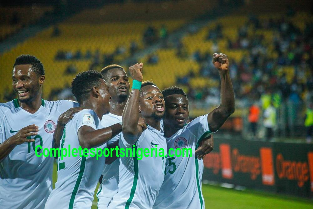 Kanu Proud Of Eagles For Earning Away Point In Yaounde