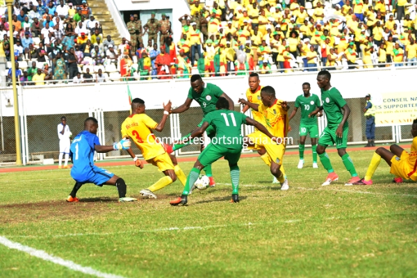 WAFU Cup: Nigeria To Face Benin In Semi-Finals; Ghana Battle Niger