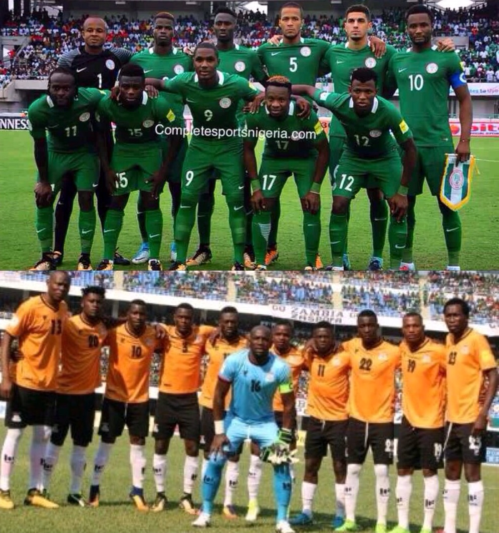 Referee From Zambia's Neighbour Botswana To Officiate Eagles Vs Chipolopolo Clash