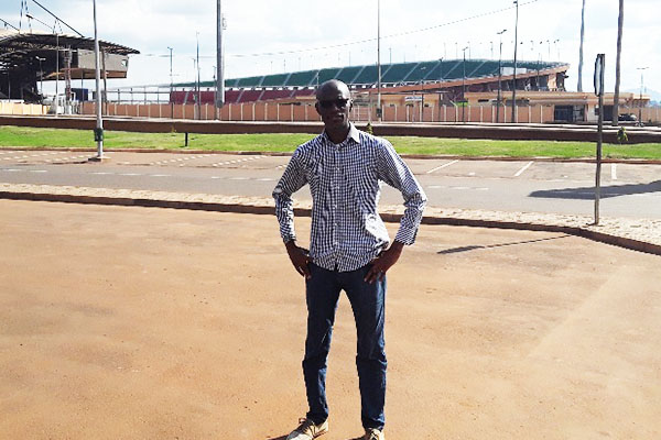 EXCLUSIVE PICTURES: Stade Omnisport In Great Condition For Super Eagles