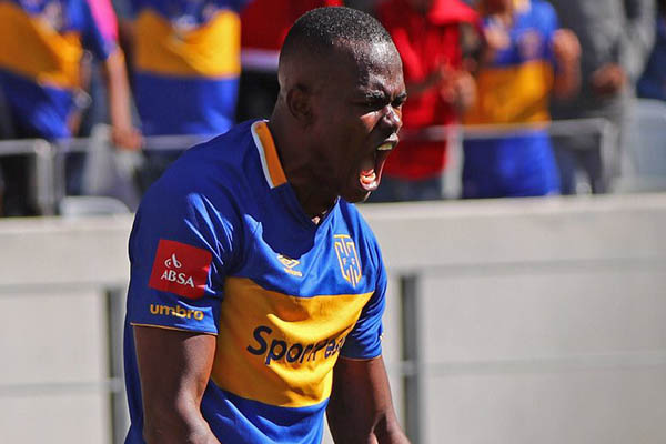 Nsofor Scores First Cape Town City Goal In Derby Win