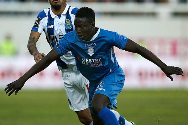 Belgian Club Genk Show Interest In Etebo