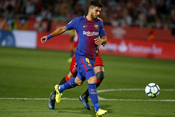 Kayode In Action As Barca Outclass Girona To Stay Top