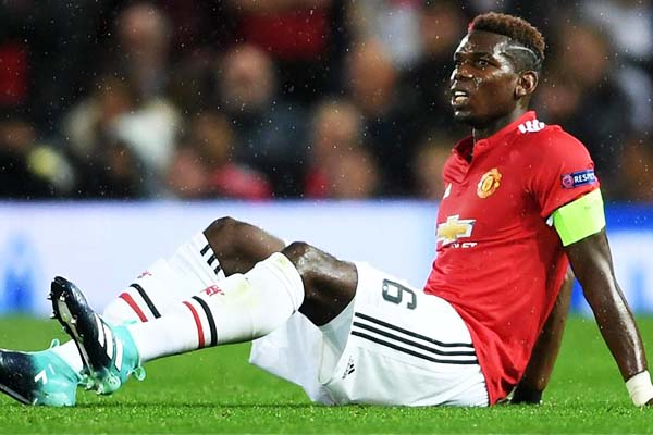 Mourinho: Man United Will Miss Pogba, Rooney Will Get Due Respect At Old Trafford