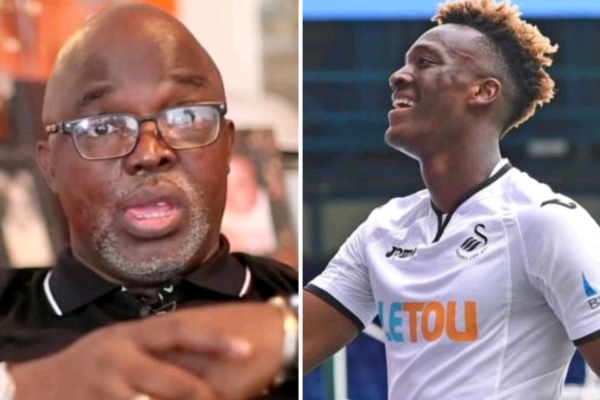 Pinnick: I'll Get Abraham To Switch From England To Nigeria