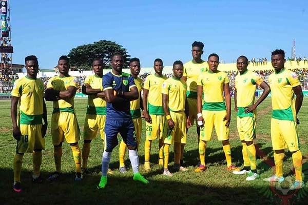 Plateau United Resume For Pre-season Programme Thursday After Xmas Break