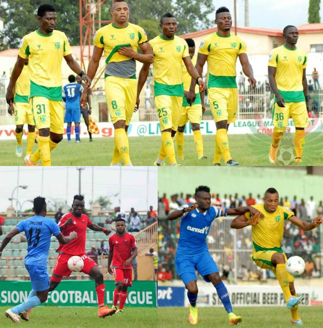 NPFL: Plateau On Cusp For Title Glory; 3SC, ABS, Wikki In Lifeline  Battles