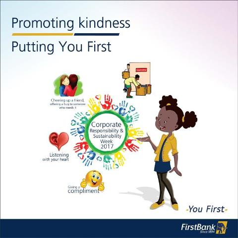 FirstBank Celebrates Corporate Responsibility and Sustainability Week