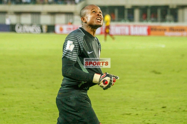 Ezenwa: Why I Joined Enyimba, I'm Ready For The Challenge