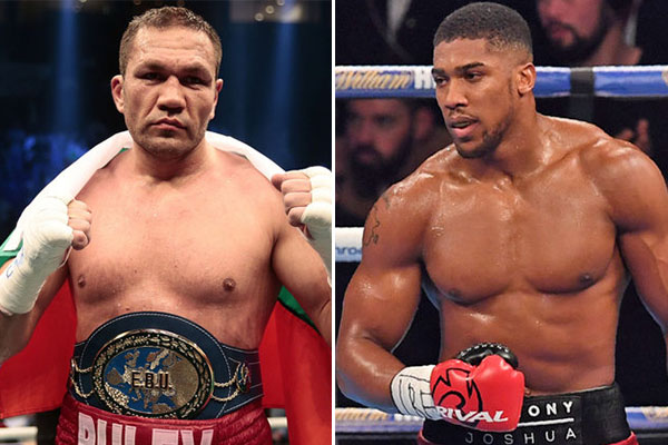 Anthony Joshua: I'm Prepared For War Against Pulev